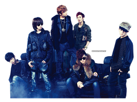 PNG : Teen Top 2 by chazzief