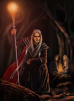 Raistlin Majere by Alternam