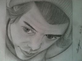 harry styles by morgane10