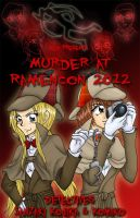 Murder at RamenCon 2012 by kojika