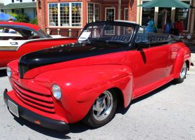 Rag Top Ford by boogster11