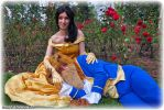 Beauty and the Beast by adaman77