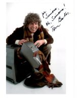 The 4th Doctor is mine by StregattaPuponzi