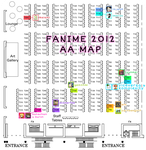 Fanime 2012 mini AA map by twitchhhhh