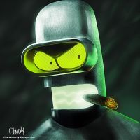 B for Bender by fubango
