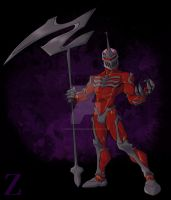 Z is for Lord Zedd by Nerdy-Musings