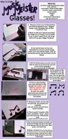How to: Music Meister Glasses by g0N3Morganna