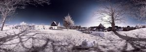 infrared panorama by jeje62