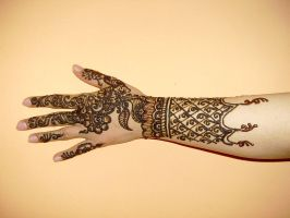 Mom's Henna 7 by honeyness