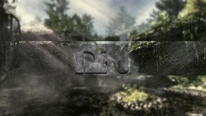 ChiefDem- BO2 YouTube Banner by ChiefDem