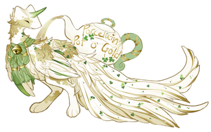 Porcelain Pot o' Gold Rook Auction [CLOSED] by InkxInk