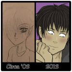 A Decade's Difference by ChiisaiKabocha17