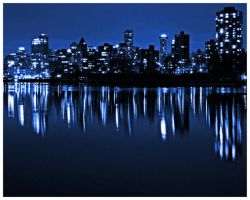 Lost Lagoon City by Val-Faustino