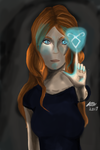 Clary Fairchild by Painting-Auroras