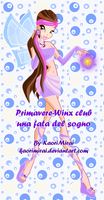 GIFT:Prima-WinX Magic Attack by KaoriMirai