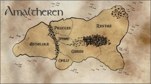 Amaltheren Map by Amaltheren