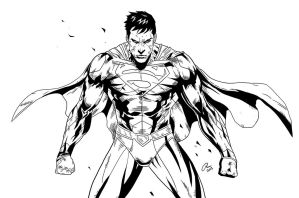 Superman by PhillieCheesie