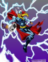 thor by peeterparkker
