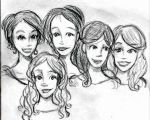 Mr. Darcy's Daughters by Northstar2790