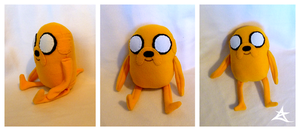 Jake Plush by AzureStarr