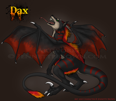 Dax by sugarpoultry