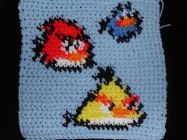 Angry Birds Square by Alicia1018