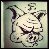 swine by SINGLETON930