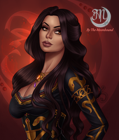 My Lady 2.0 by The-Moonbound