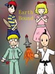 EarthBound by TheBirthdayMuffin