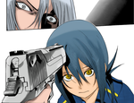Air Gear 300 Kaito and Agito by Spitfire95