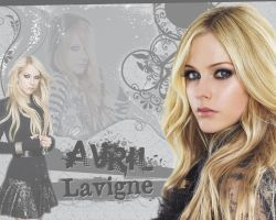 Avril Lavigne Wallpaper by Lucky-Lola