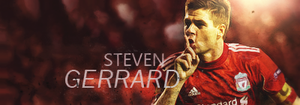 Steven Gerrard by OldChili