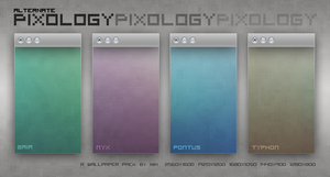 Alt. Pixology Wallpaper Pack by NiMPLiCiTy