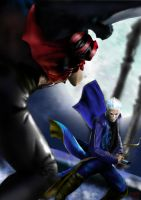 Devils Never Cry by Deathrebellion