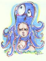 Octopus by kamarza