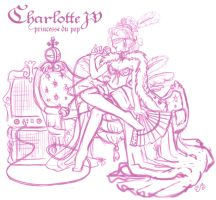 Charlotte IV: Princesse du Pop by Yamino
