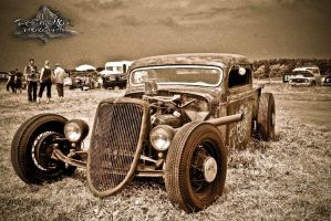 Rat Rod by derthor