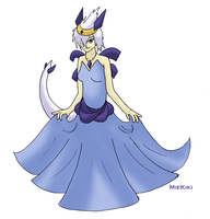 Request: Queen Lugia by MieKiki