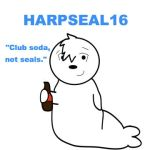 Club Soda, not Seals 2.0 by harpseal16