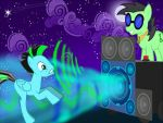 The Music is Trance by TwilighttsSparkless