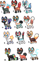 Cheeb gryphons for sale by griffsnuff