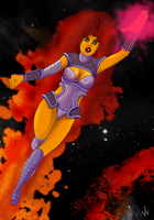 Starfire Redesign for SOTM by VoxVulpina