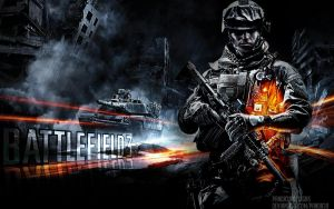Battlefield 3 HD Wallpaper by panda39