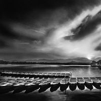 Two for the Boatman by andreupardales