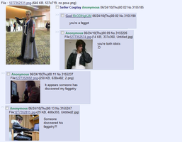 A dangerous visit to 4chan by Moovar