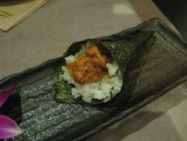 temaki spicy by Sambukina