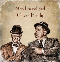 Stan and Ollie by crilleb50