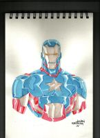 Iron Patriot by wardogs101