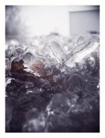 a world of ice III by luckydesigns