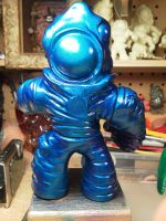 Space Diver back by hellgnome